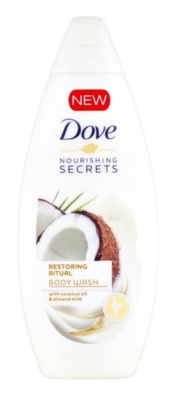Dove Nourishing Secrets Restoring Ritual gel za prhanje