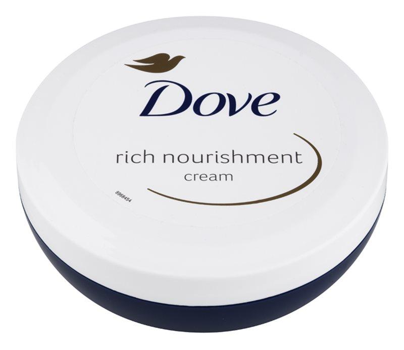 Dove Rich Nourishment crema de corp nutritiva cu efect de hidratare