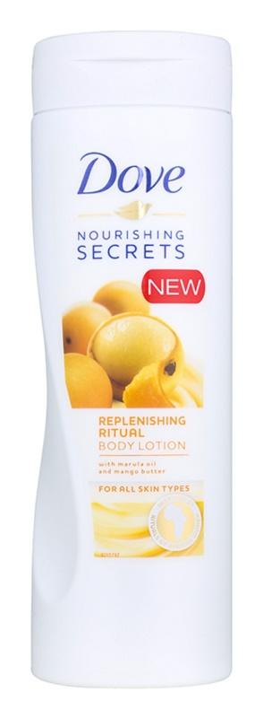 Dove Nourishing Secrets Replenishing Ritual telové mlieko