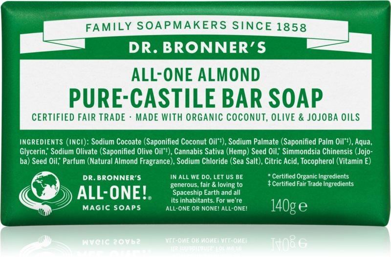 Dr. Bronner's Almond Feinseife