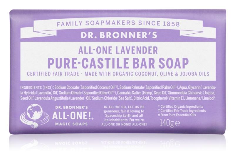 Dr. Bronner's Lavender Feinseife