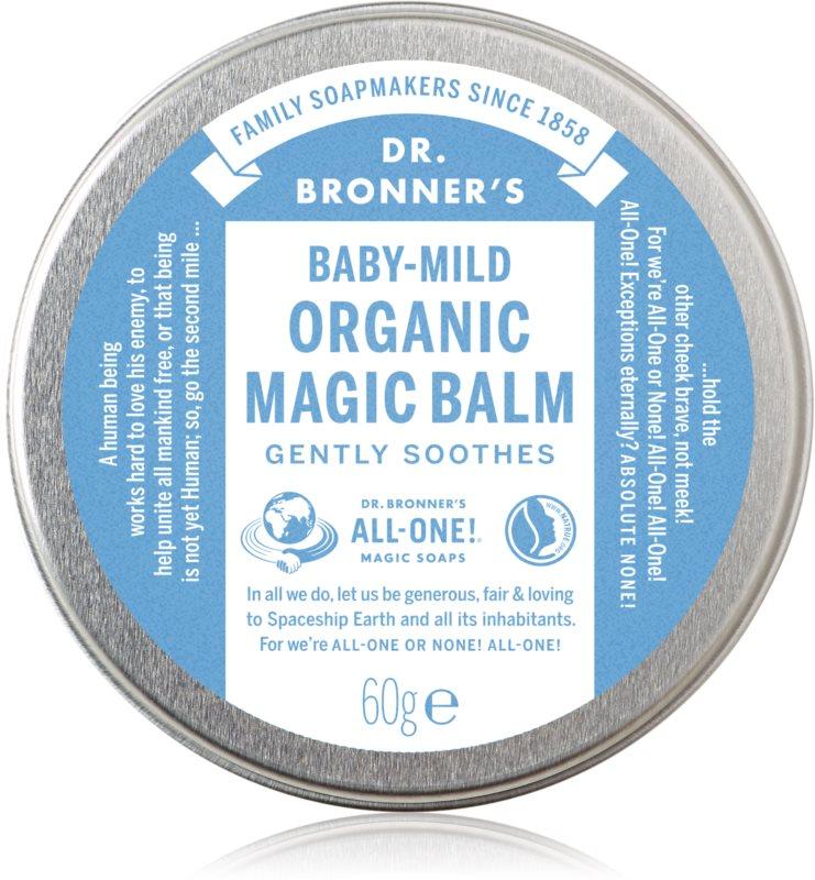 Dr. Bronner's Baby-Mild balsam pentru corp fara parfum