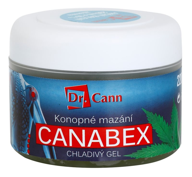 Dr. Cann Canabex Hemp Cooling Gel