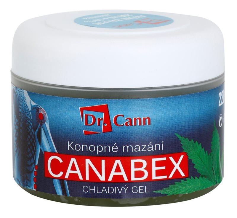 Dr. Cann Canabex Hemp Cooling Gel