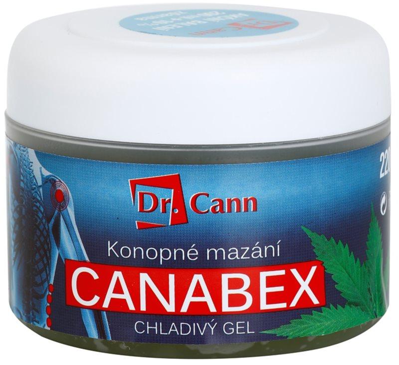 Dr. Cann Canabex kühlendes Hanfgel