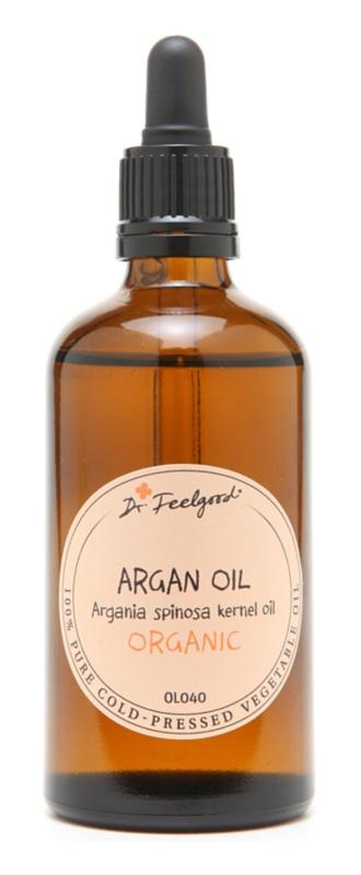 Dr. Feelgood BIO and RAW kosmetisches Arganöl für Gesicht, Körper und Haare