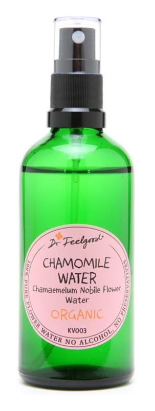 Dr. Feelgood BIO Blütenwasser mit Kamille