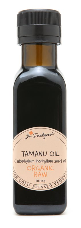 Dr. Feelgood BIO and RAW kosmetisches Tamanu-Öl
