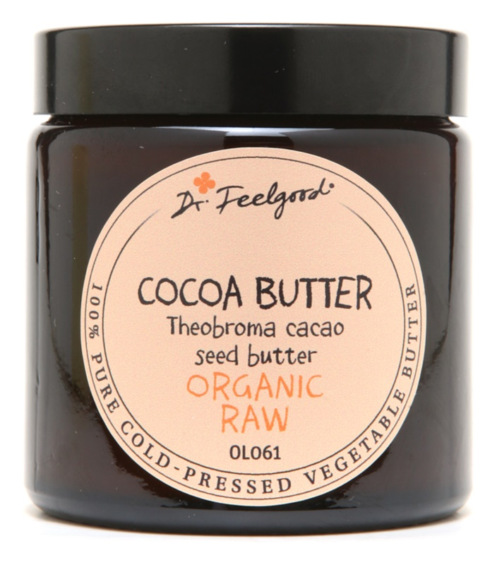 Dr. Feelgood BIO and RAW beurre de cacao