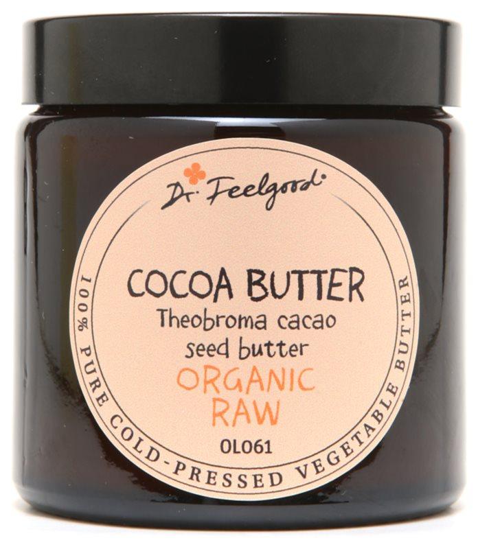 Dr. Feelgood BIO and RAW manteiga de cacau