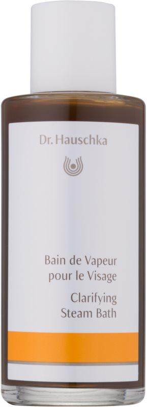 Dr. Hauschka Facial Care bain de vapeur visage pour un nettoyage en profondeur