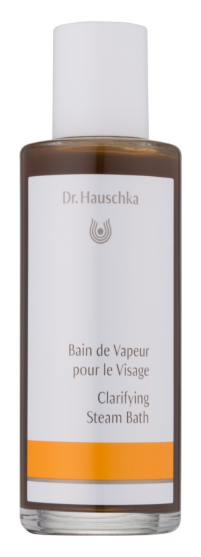 Dr. Hauschka Facial Care Dampfbad für das Gesicht für Tiefenreinigung