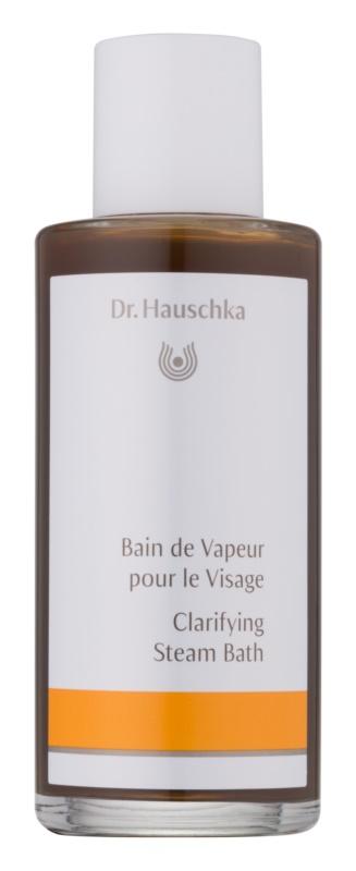 Dr. Hauschka Facial Care naparovací kúpeľ na tvár na hlboké čistenie