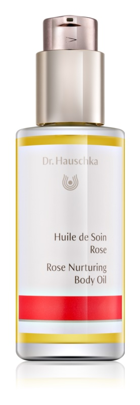 Dr. Hauschka Body Care ulei de corp de trandafir