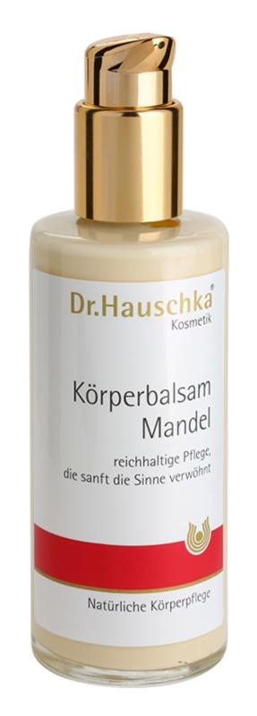 Dr. Hauschka Body Care crema de corp cu efect de calmare din migdale