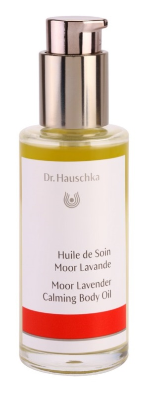 Dr. Hauschka Body Care óleo corporal apaziguador