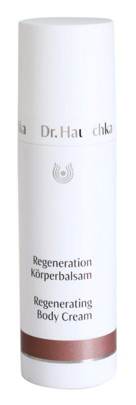 Dr. Hauschka Body Care creme regenerador   para corpo