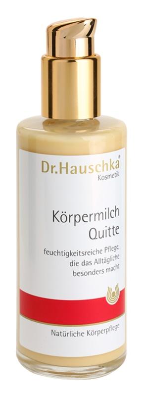 Dr. Hauschka Body Care lotiune de corp din gutui