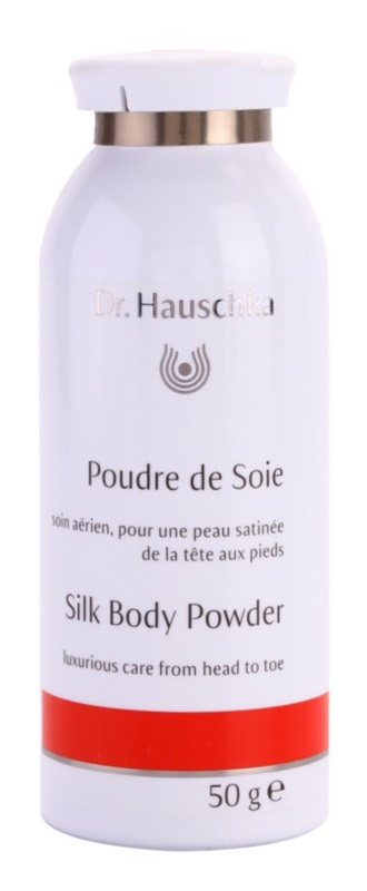 Dr. Hauschka Body Care pó sedoso