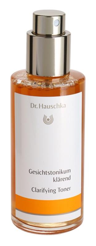 Dr. Hauschka Cleansing And Tonization tónico iluminador
