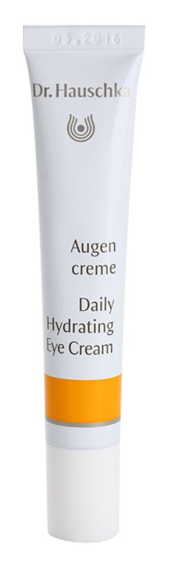 Dr. Hauschka Eye And Lip Care crème de jour hydratante contour des yeux