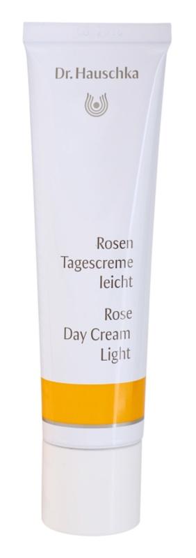 Dr. Hauschka Facial Care lehký krém z růže