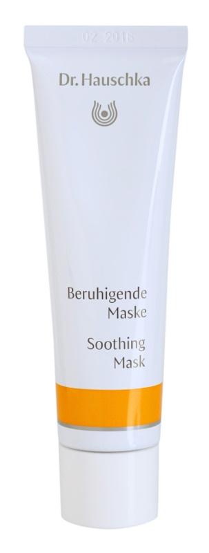 Dr. Hauschka Facial Care zklidňující maska pro citlivou a podrážděnou pleť