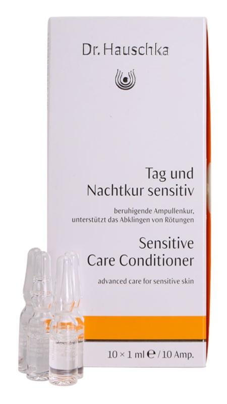 Dr. Hauschka Facial Care cure visage pour peaux sensibles