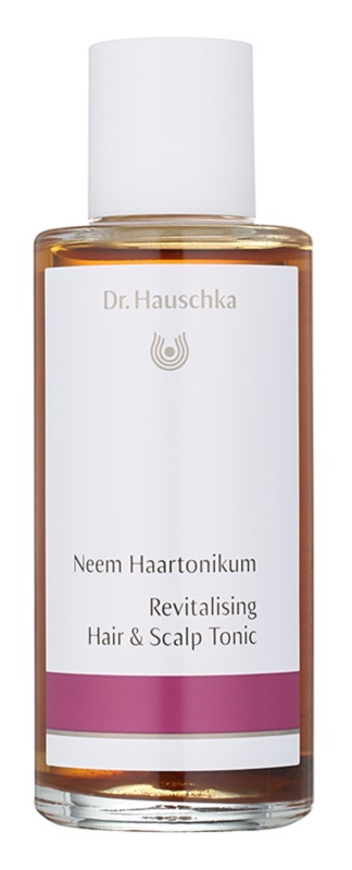 Dr. Hauschka Hair Care revitalizační tonikum na vlasy a vlasovou pokožku
