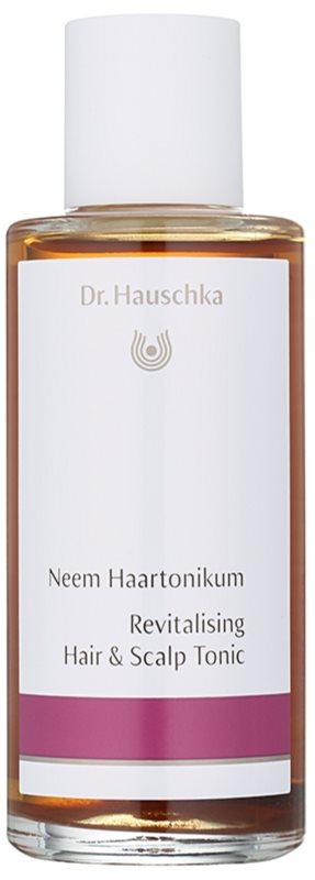 Dr. Hauschka Hair Care відновлюючий тонік для волосся та шкіри голови