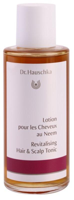 Dr. Hauschka Hair Care nimbová vlasová voda