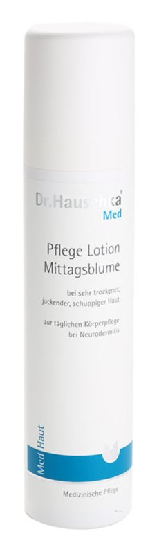 Dr. Hauschka Med Verzorgende Ijs Plant Body Lotion
