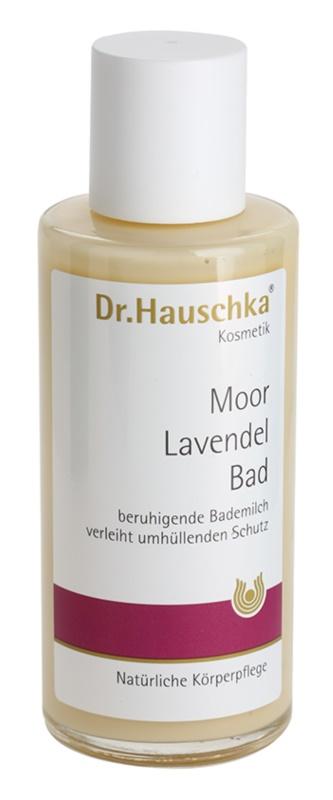 Dr. Hauschka Shower And Bath levendula és tőzeg fürdőadalék