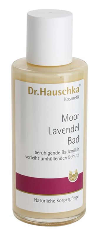 Dr. Hauschka Shower And Bath Moor Lavender Bath Essence
