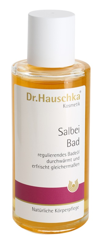 Dr. Hauschka Shower And Bath uleiuri de baie cu esenta de salvie
