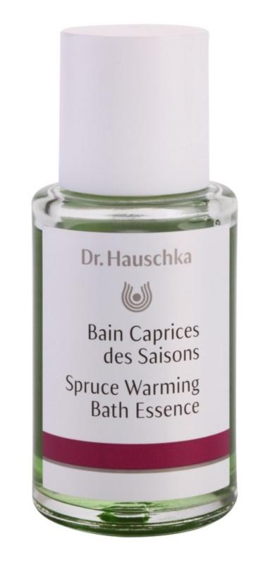 Dr. Hauschka Shower And Bath hřejivá koupelová esence