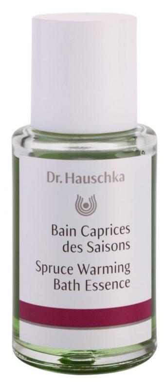 Dr. Hauschka Shower And Bath Warming Bath Essence