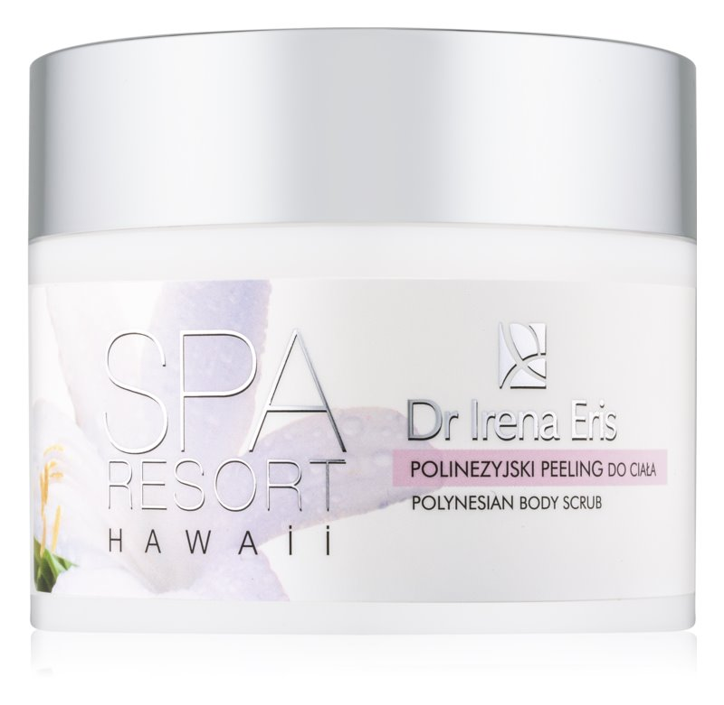 Dr Irena Eris SPA Resort Hawaii tělový peeling