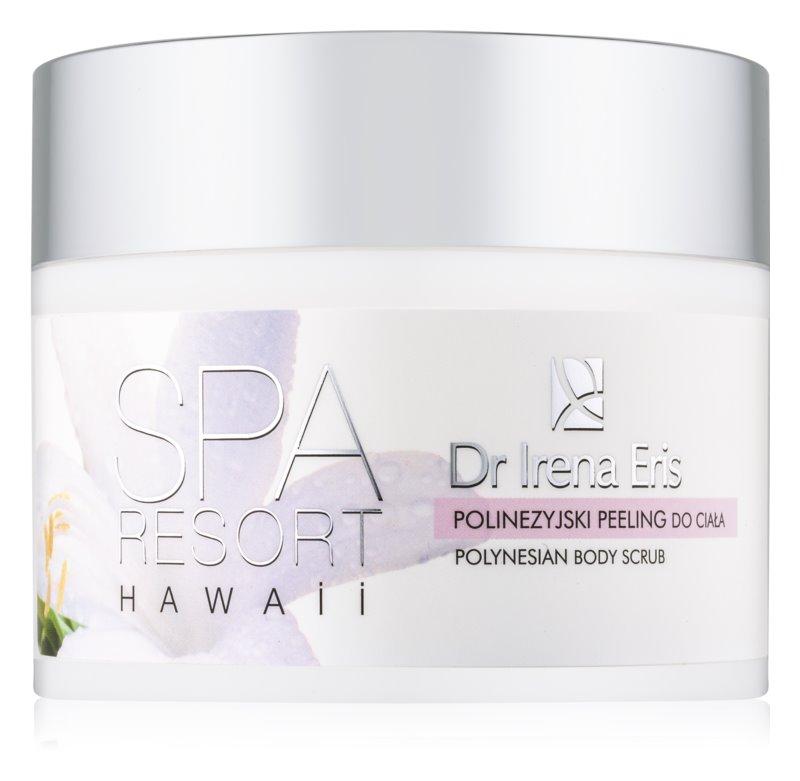 Dr Irena Eris SPA Resort Hawaii telový peeling