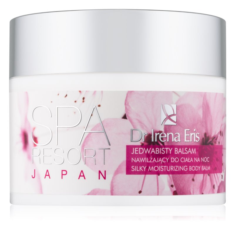 Dr Irena Eris SPA Resort Japan Light Body Balm with Moisturizing Effect