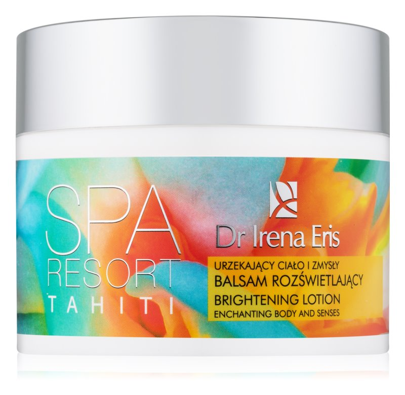 Dr Irena Eris SPA Resort Tahiti Brightening Body Lotion