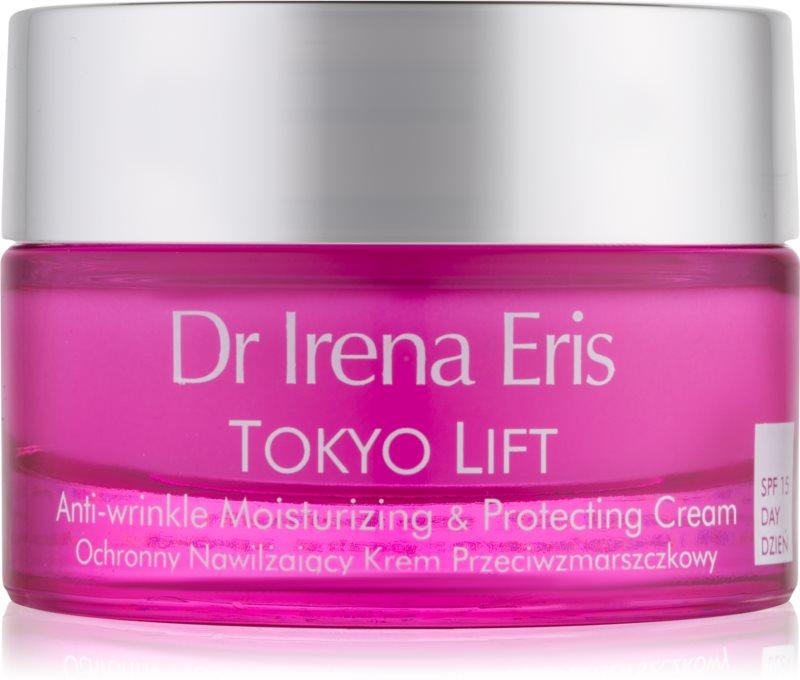 Dr Irena Eris Tokyo Lift krem przeciw zmarszczkom SPF 15