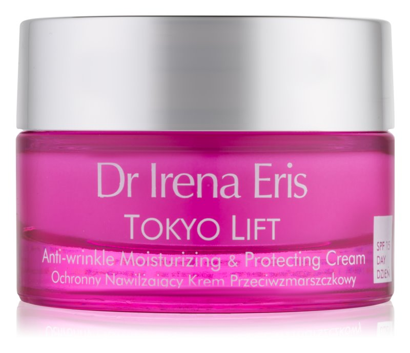 Dr Irena Eris Tokyo Lift krema proti gubam SPF 15