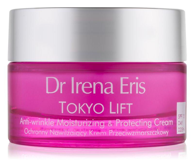 Dr Irena Eris Tokyo Lift protivráskový krém SPF 15
