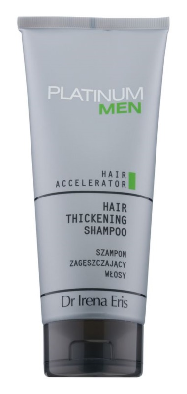 Dr Irena Eris Platinum Men Hair Accelerator Shampoo  voor Haarversterking