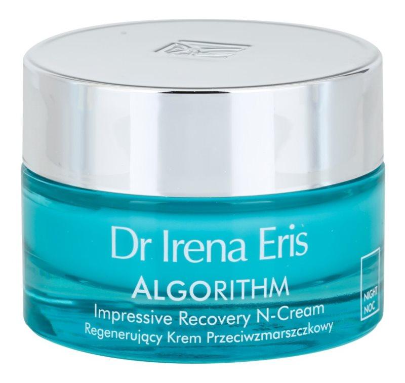 Dr Irena Eris AlgoRithm 40+ Regenerating Night Cream with Anti-Wrinkle Effect