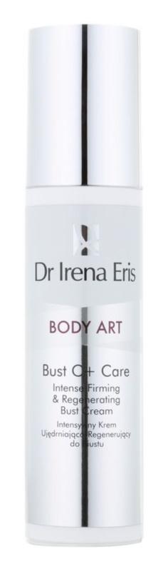 Dr Irena Eris Body Art Bust C+ Care інтенсивний зміцнюючий та відновлюючий крем для бюста
