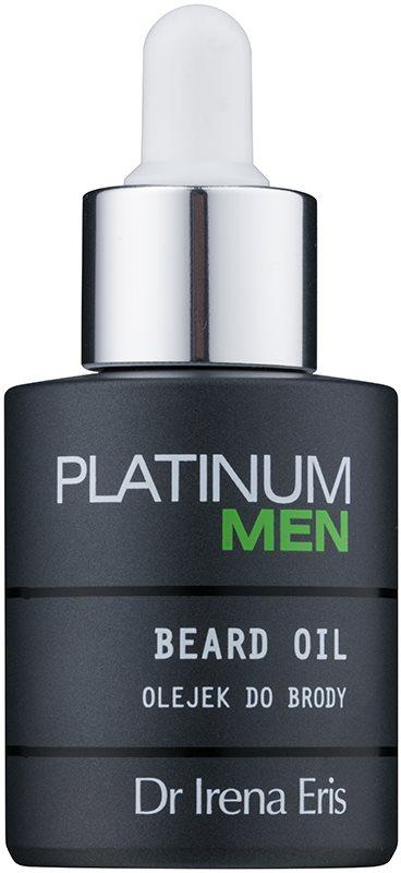 Dr Irena Eris Platinum Men Beard Maniac huile pour barbe
