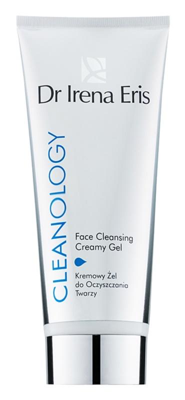 Dr Irena Eris Cleanology kremiges Reinigungsgel für das Gesicht