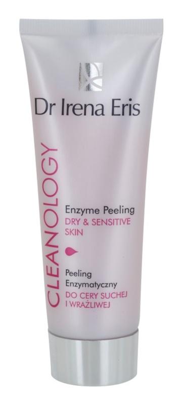Dr Irena Eris Cleanology encimski piling za občutljivo in suho kožo